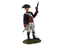 Continental Army 1st American Regiment Officer
