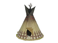 Indian Tepee Version 2