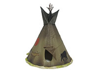 Indian Tepee Version 3